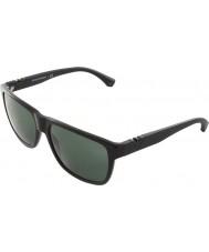 Emporio Armani Ea4035 58 Moderní černé 501771 sluneční brýle
