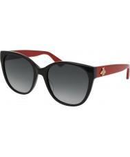 Gucci Dámy sluneční brýle gg0097s 005