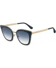 Jimmy Choo Dámy lizzy s ky2 08 63 sluneční brýle