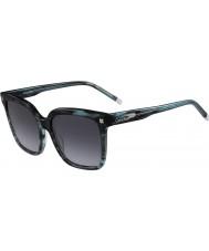 Calvin Klein Collection Dámská ck4323s pruhované zelené brýle