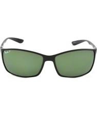 RayBan Rb4179 62 liteforce matná černá 601s9a polarizované sluneční brýle