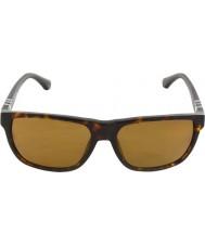 Emporio Armani Ea4035 58 moderní tmavá havana 502683 polarizované sluneční brýle