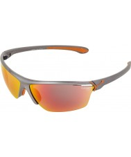 Cebe Cinetik velká šedá metalíza sluneční brýle