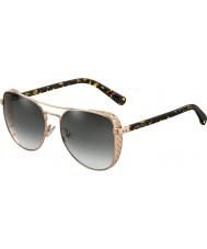 Jimmy Choo Dámy sheena s ddb 9o 58 sluneční brýle