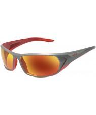Bolle Blacktail lesklý antracit červená TNS požární sluneční brýle