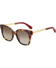 Kate Spade New York Dámy caelyn s 65t ha 52 slunečních brýlí