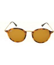 RayBan Rb2447 49 ikony tortoiseshell sluneční brýle