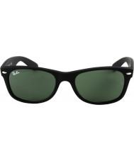 RayBan Rb2132 new wayfarer černá - zelená