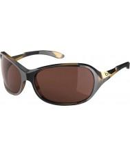 Bolle Milost lesklý tortoiseshell polarizované A-14 sluneční brýle