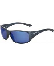 Bolle Kingsnake matné modrá polarizované offshore modré sluneční brýle