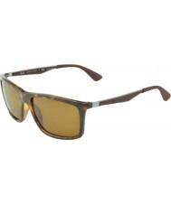 RayBan Rb4228 58 aktivní životní styl světlý Havana 710-83 polarizované sluneční brýle