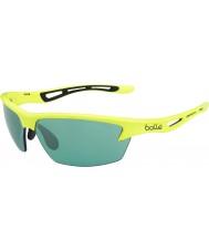 Bolle Bolt neon žlutý competivision pistole tenisové sluneční brýle