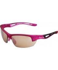 Bolle Šroub s růžový modulátor v3 golfových sluneční brýle