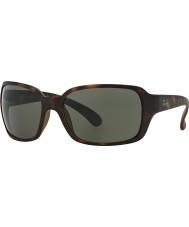 RayBan Rb4068 60 highstreet matný Havana 894-58 polarizované sluneční brýle