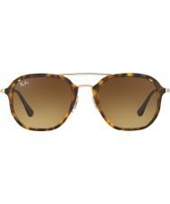RayBan Rb4273 52 havana 710 85 sluneční brýle