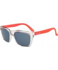 Bolle 527 retro kolekce lesklý crystal oranžové GB-10 sluneční brýle