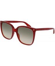 Gucci Dámské gg0022s 006 sluneční brýle
