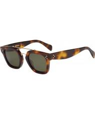 Celine Dámy cl 41077-S 05L 1e Havana sluneční brýle