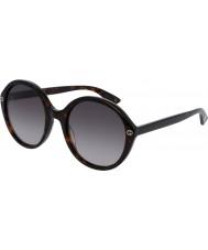 Gucci Dámské gg0023s 002 sluneční brýle