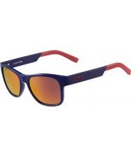 Lacoste L829s modré sluneční brýle