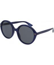 Gucci Dámské gg0023s 004 sluneční brýle