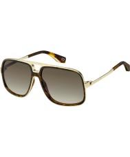 Marc Jacobs Dámy marc 265 s 086 ha 60 slunečních brýlí