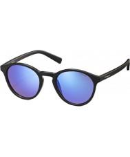 Polaroid Pld6013-s DL5 JY matná černá polarizované sluneční brýle