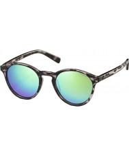 Polaroid Pld6013-s hjn K7 šedé Havana polarizované sluneční brýle