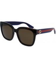 Gucci Dámské gg0034s 004 sluneční brýle