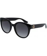 Gucci Dámské gg0035s 001 sluneční brýle