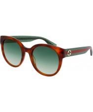 Gucci Dámské gg0035s 003 sluneční brýle