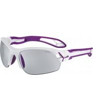 Cebe Cbspring5 s-pring bílé sluneční brýle