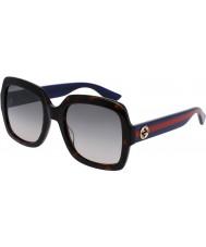 Gucci Dámské gg0036s 004 sluneční brýle