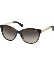 Polaroid Dámská pld5016-y LLY 94 havana zlaté polarizované sluneční brýle