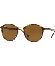 RayBan Rb4242 49 tech světelný paprsek havana 710-73 sluneční brýle
