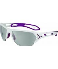 Cebe Cbstl14 s-track l bílá sluneční brýle