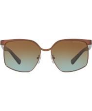 Michael Kors Mk1018 56 srpna bronzové 11475d sluneční brýle
