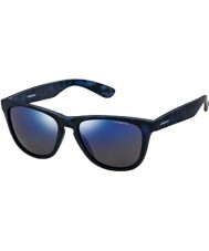 Polaroid P8443 FLL JY modrá šedá polarizované sluneční brýle