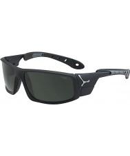 Cebe Ledové 8000 matná černá šedé sluneční brýle