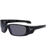 Cebe S-Cape malé černé sluneční brýle