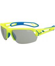 Cebe Cbstmpro s-track m žluté sluneční brýle