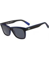 Lacoste L781sp Černá Modrá polarizované sluneční brýle