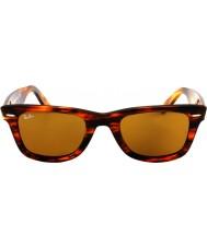 RayBan Rb2140 50 originál pocestný světlo tortoiseshell 954 sluneční brýle