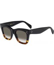 Celine Dámy cl 41090-S fu5 Z3 černé brýle tortoiseshell