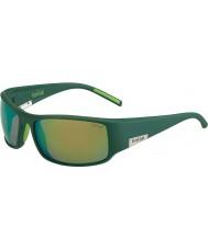 Bolle 12422 zelené sluneční brýle