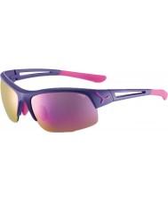 Cebe Cbstride4 krojové fialové sluneční brýle