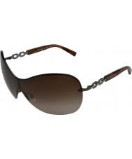 Michael Kors Mk1002b 40 chorvatsko gunmetal 100213 sluneční brýle
