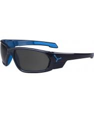 Cebe S-Cape velké antracit modré polarizované sluneční brýle