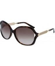 Gucci Dámské gg0076s 003 sluneční brýle
