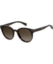 Polaroid Dámy pold 6043 s 086 la 51 sluneční brýle